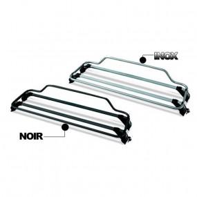 Porte-bagages Riviera 110x42cm finition inox ou noir