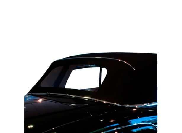 Baguette chromée pour capote de Mercedes 220S/SE cabriolet type W128