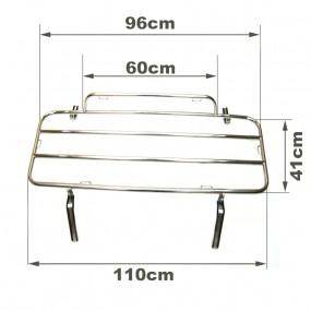 Porte-bagages sur-mesure Mercedes SLK 2 R171 - Summer