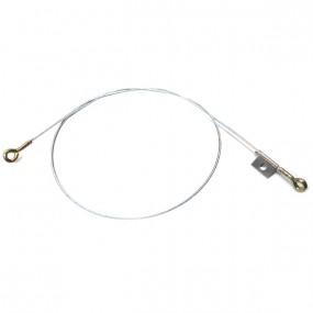 Câble latéral de tension droit pour Porsche 993 cabriolet