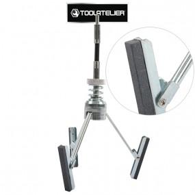 Honoir, brunissoir, rodoir à cylindre Ø 58 à 168mm - ToolAtelier