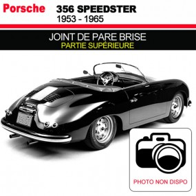 Joint de pare brise pour les cabriolets Porsche 356 Speedster