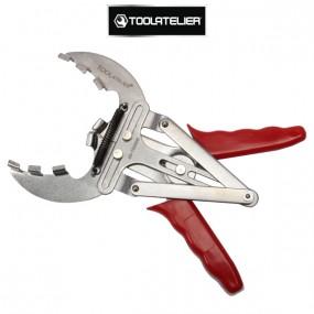 Pince à segments de pistons Ø 40 à 100 mm professionnelle - ToolAtelier®