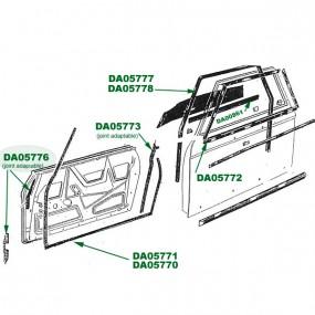 Joints etancheite peugeot 304 cabriolet comptoir du for Joint etancheite porte entree