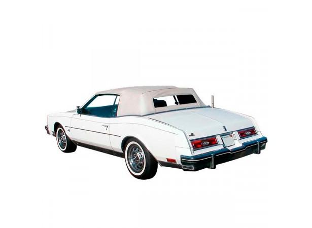 Capote Buick Riviera cabriolet en vinyle