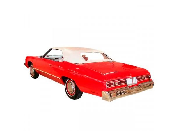 Capote Chevrolet Caprice cabriolet en vinyle