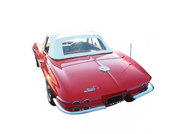 Capote O.E.M Corvette C2 StingRay cabriolet en vinyle
