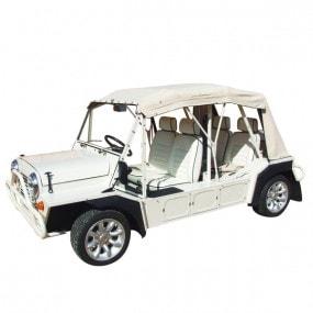 Capote seule Mini Moke Australienne cabriolet en Vinyle Everflex