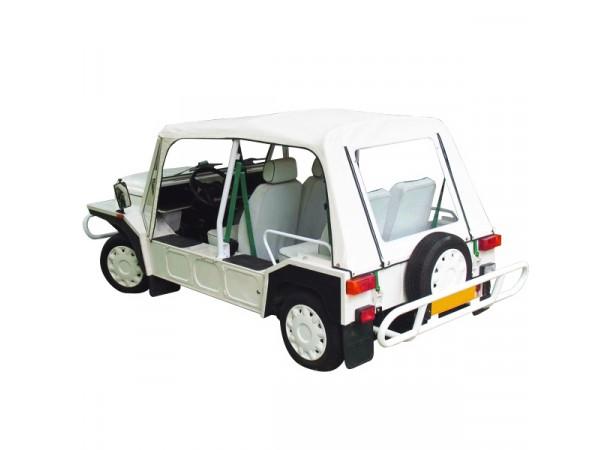 Capote Austin Rover Mini Moke Portugaise/Cagiva cabriolet en Vinyle