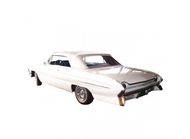 Capote Oldsmobile 88 cabriolet (1961-1964) en vinyle