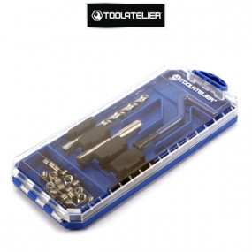 Coffret de réparation de filetages  M6 x 1.0 - ToolAtelier®