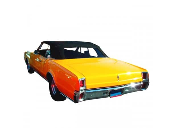 Capote Oldsmobile Cutlass cabriolet (1966-1967) en vinyle