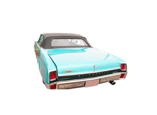 Capote Oldsmobile 442 cabriolet (1966-1967) en vinyle
