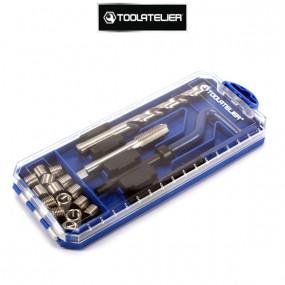 Coffret de réparation de filetages M10 x 1.5 - ToolAtelier®