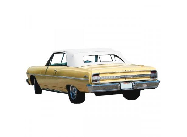 Capote Oldsmobile F-85 cabriolet (1964-1965) en vinyle