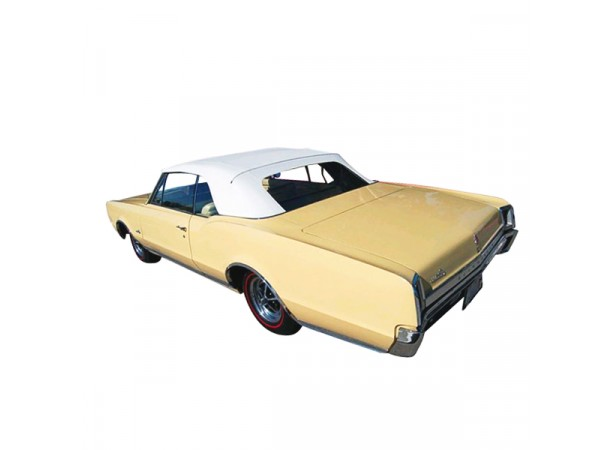 Capote Oldsmobile F-85 cabriolet (1966-1967) en vinyle