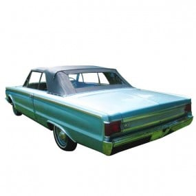 Capote Plymouth Belvedere cabriolet en vinyle