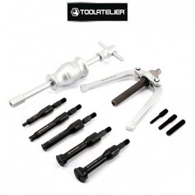 Coffret extracteurs roulements intérieurs à inertie - ToolAtelier®
