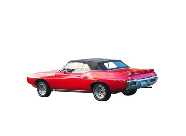 Capote Pontiac LeMans cabriolet (68-72) en vinyle