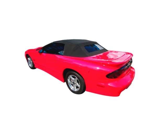 Capote Pontiac Firebird cabriolet (94-02) en vinyle