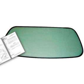 Lunette adaptable capote Fiat Punto cabriolet