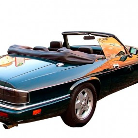 Couvre-capote en Alpaga Stayfast Jaguar XJS 4 places cabriolet