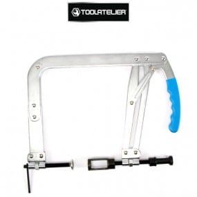 Pince lève-soupape avec adaptateurs - ToolAtelier®