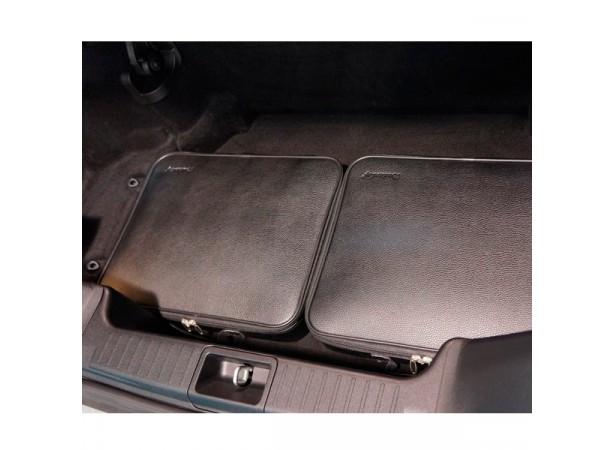 Valises pour cabriolet Mercedes SL (R231) - 5 pièces