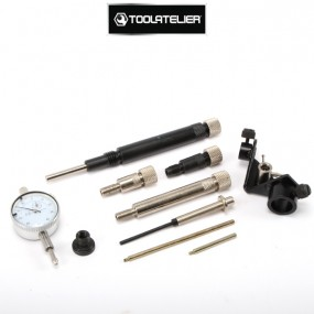 Kit d'outils de calage, réglage des pompes à injection Diesel (coffret 10 pièces) - ToolAtelier®