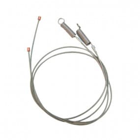 Câbles latéraux de tension capote pour cabriolet Mercury Marquis