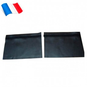 Habillage velcro pour tonneau Peugeot 204/304 cabriolet - Made in France