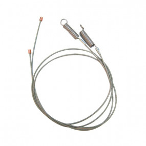 Câbles latéraux de tension pour capote de cabriolet Mercury Cougar