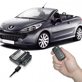 SmartTOP pour Peugeot 207 cc, module d'ouverture/fermeture de toit à distance