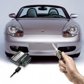 SmartTOP pour Porsche Boxster 986, module d'ouverture/fermeture de toit en roulant