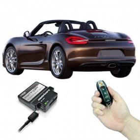 SmartTOP pour Porsche Boxster 981, module d'ouverture/fermeture de toit à distance