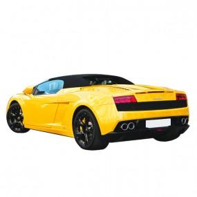 Capote Lamborghini Gallardo en Alpaga Sonnenland® A5