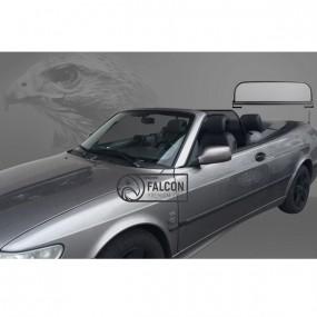 Filet saute-vent pour Saab 9-3 Typ YS3D de 1998 à 2003 - Weyer Falcon Premium Line®