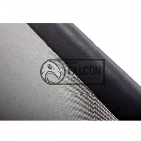 Filet saute-vent pour Volvo C70 Type M de 2006 à 2013 - Weyer Falcon Premium Line®