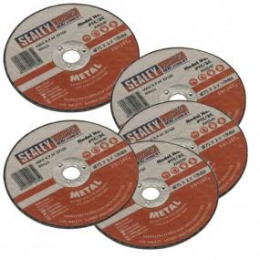 Disques à couper le métal Ø75 x 2 mm (lot de 5)