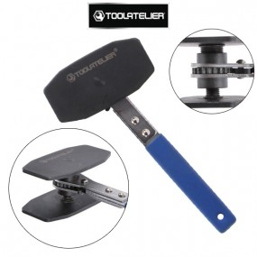 Repousse pistons à cliquet pour le remplacement des plaquettes de frein - ToolAtelier®