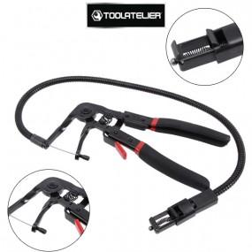 Pince à câble de serrage pour colliers de durites autoserrants - ToolAtelier®