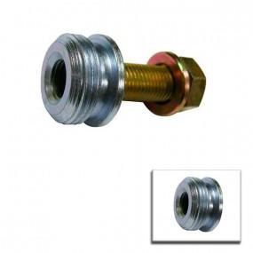 Adaptateur pour filetage de fixation ceinture de sécurité (23 à 11mm)