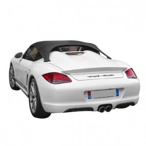 Capote Porsche Boxster Spyder cabriolet en Alpaga Twillfast® - 2011 à 2017