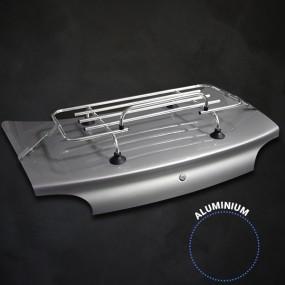 Kit porte-bagages Véronique 3 barres alu + kit galva avec ventouses