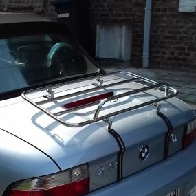 Porte-bagages Summer sur mesure BMW Z3 cabriolet voies étroites