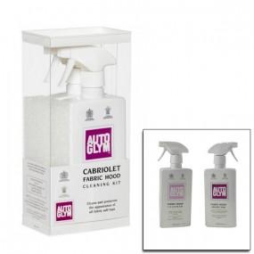 Détachant protection Autoglym pour les capotes en toile - 2 x 500 ml