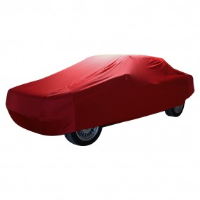 Housse protection Jaguar XK120 D.H.C cabriolet en Jersey (Coverlux) pour garage