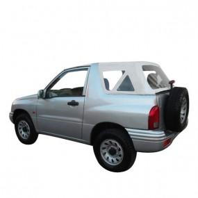 Capote 3 parties 4x4 Suzuki Grand Vitara cabriolet en vinyle