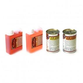 Restom® Kit traitement réservoir en fibre + résine 2L à 5L