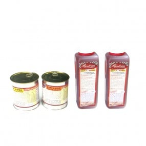 Restom® Kit traitement réservoir en fibre + résine de 25L à 40L